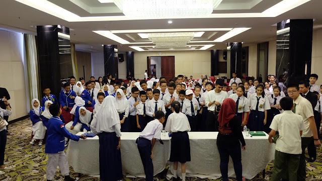 Sahid Science Day Mengajarkan Anak-anak Tentang Revolusi Pangan Untuk Hadapi Tantangan di Tahun 2050