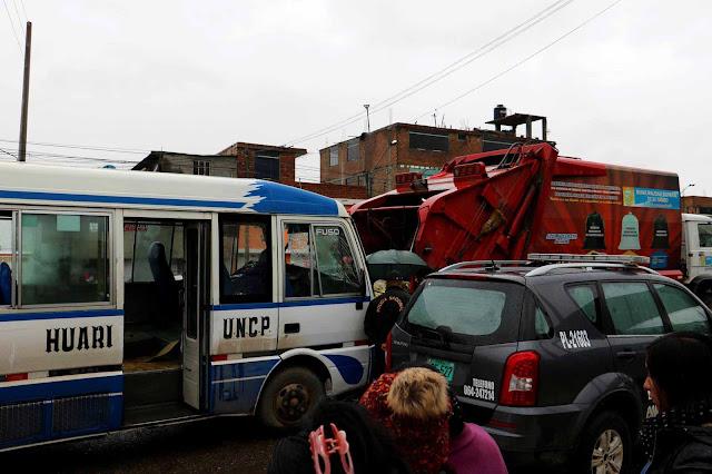 Dictan prisión preventiva a conductor de empresa Trans Alfa