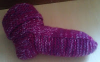 Free knitted sock pattern