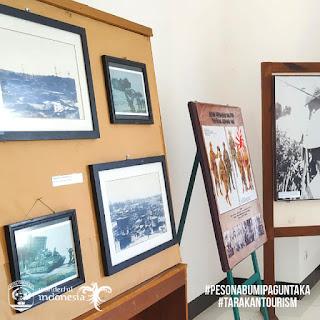 Sudah Pernah Berkunjung Ke Museum Sejarah Perang Dunia II? Tarakan Info