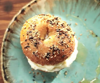 How to make bagels at home step by step