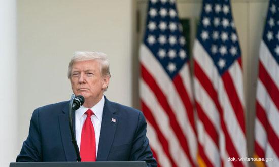 Terinfeksi Covid-19, Kondisi Donald Trump Dikabarkan Memburuk