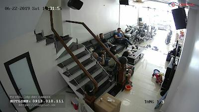 Hệ thống camera quan sát tại nhà riêng
