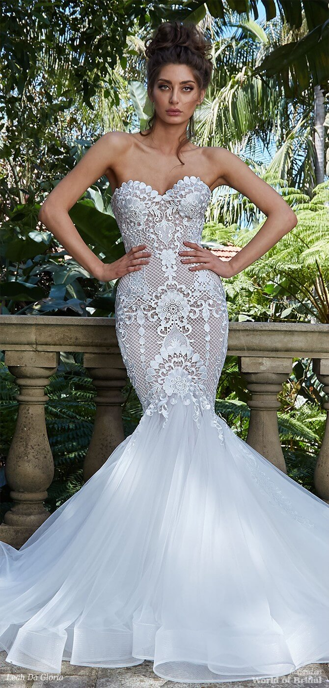 Leah Da Gloria 20 Wedding Dresses   World of Bridal