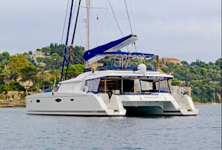 Crewed Yacht Charter Vacations on Catamaran Bamarandi