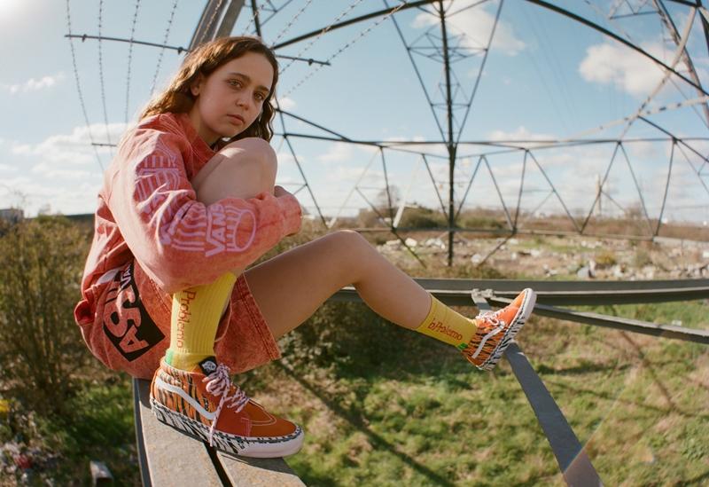 Deadstock'tan ilham alan giyim ve ayakkabı modelleri
