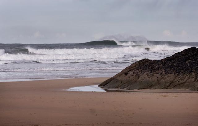 Waves, Fistral Beach