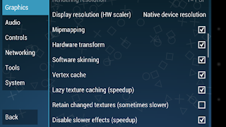Pengaturan PPSSPP Android Apk Terbaik