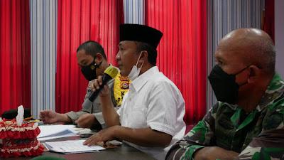 Rakor Operasi Ketupat Rinjani 2021 di Lombok Barat