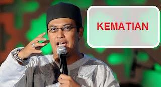 Download MP3 Ceramah Ustadz Jefri Al Bukhori (UJE) tentang Kematian