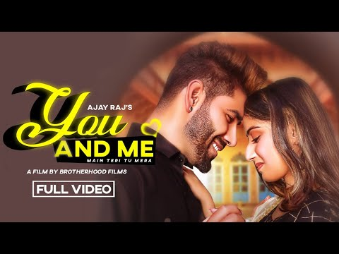 YOU AND ME LYRICS- AJAY RAJ ft.SHRIYANN ANICKA | LyricsOverA2z