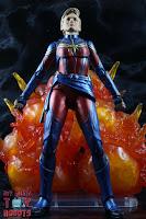 SH Figuarts Captain Marvel (Avengers Endgame) 17