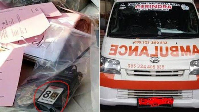Nah Loh, Polisi Akhirnya Usut Penemuan Logo PKS di HT Yang Disita dari Perusuh Petamburan