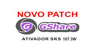 PACTH GSHARE NOVO ATIVADOR SKS 107W LjUneDZkRVeW