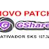 Atualização Patch GSHARE SKS 107W ON - 13/07/2017