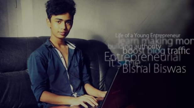 Be Inspired : Bishal Biswas, India Ki Youngest Blogger