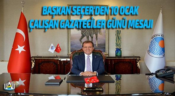 MERSİN, MERSİN SON DAKİKA, Vahap Seçer, Mersin Büyük Şehir Belediyesi,