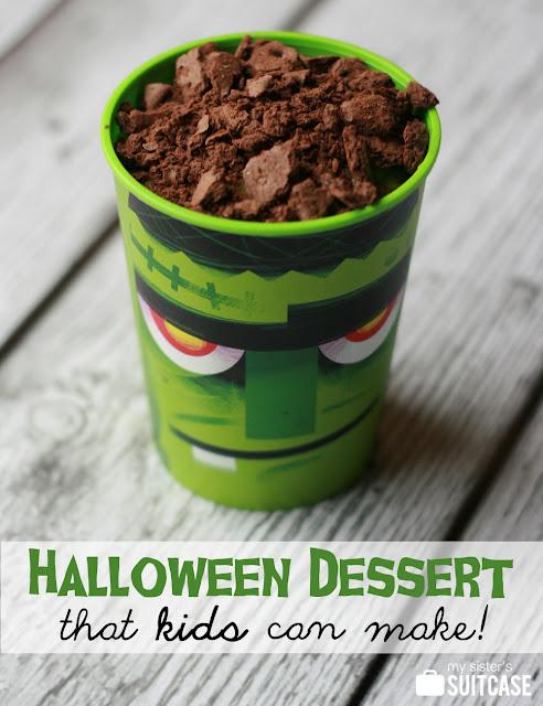 how to make frankenstein deserts