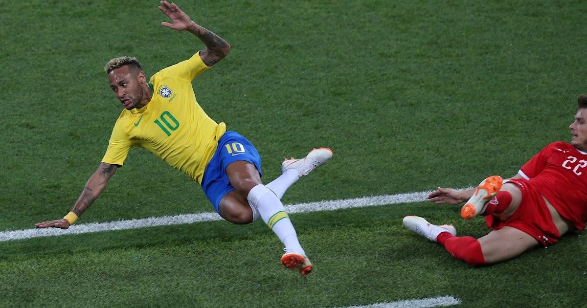 Postillon Neymar
