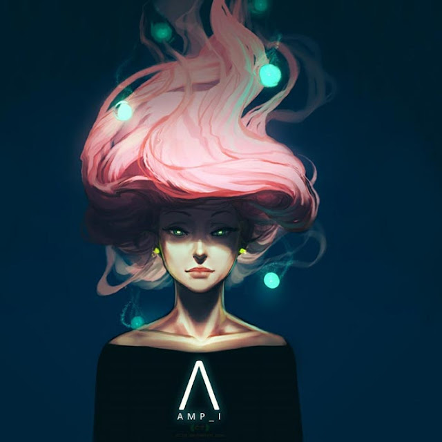 Fantasy Woman Hair Up Wallpaper Engine