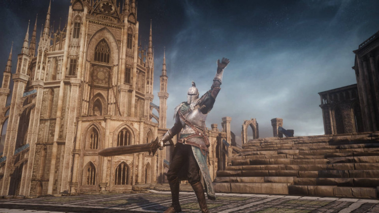 Dark Souls 2 and its lighting look even better with this PC mod featuring new visuals
