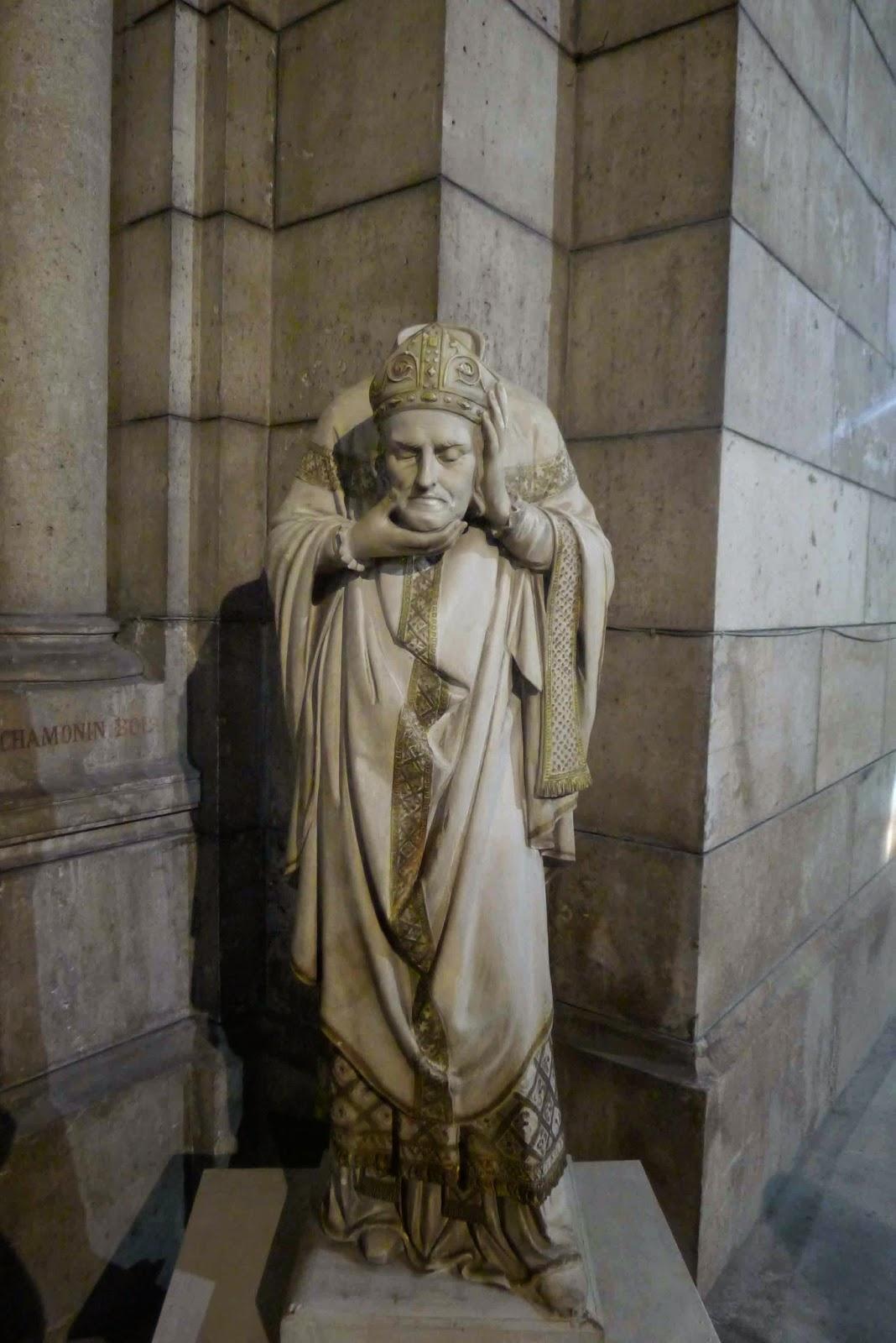 Sacre Coeur Crypt St Denis
