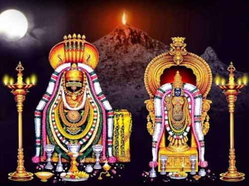 All about Tiruvannamalai