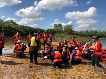 Kayak Ekplorasi Usahawan Kelantan 2021