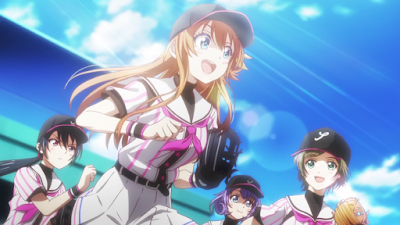 Hachigatsu no Cinderella Nine Episode 11 Subtitle Indonesia