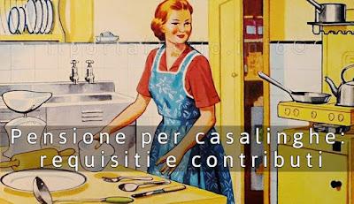 pensione per casalinghe
