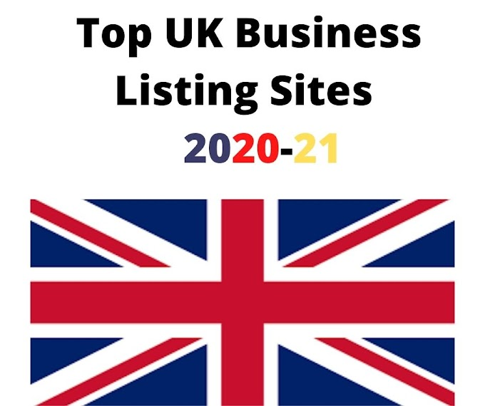 Free UK Local Business Listing Sites List 2020