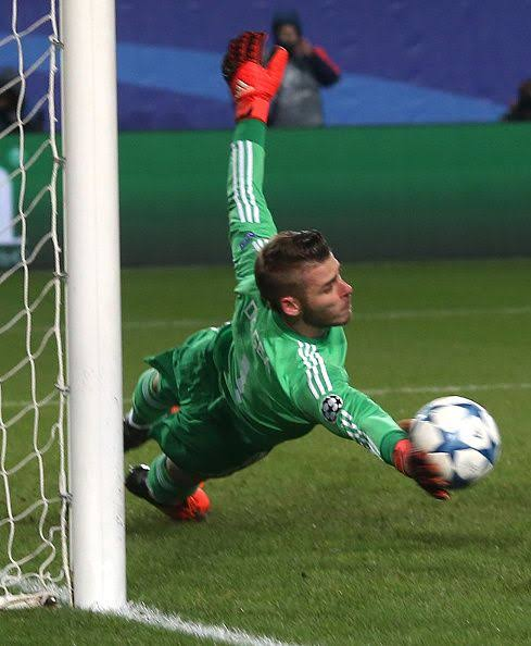 David De Gea Secured Final Spot For Manchester United With Some Impressive Saves