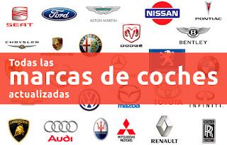 Marcas de carros y autos