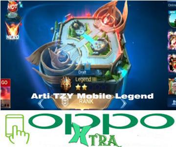 Arti TZY Mobile Legend