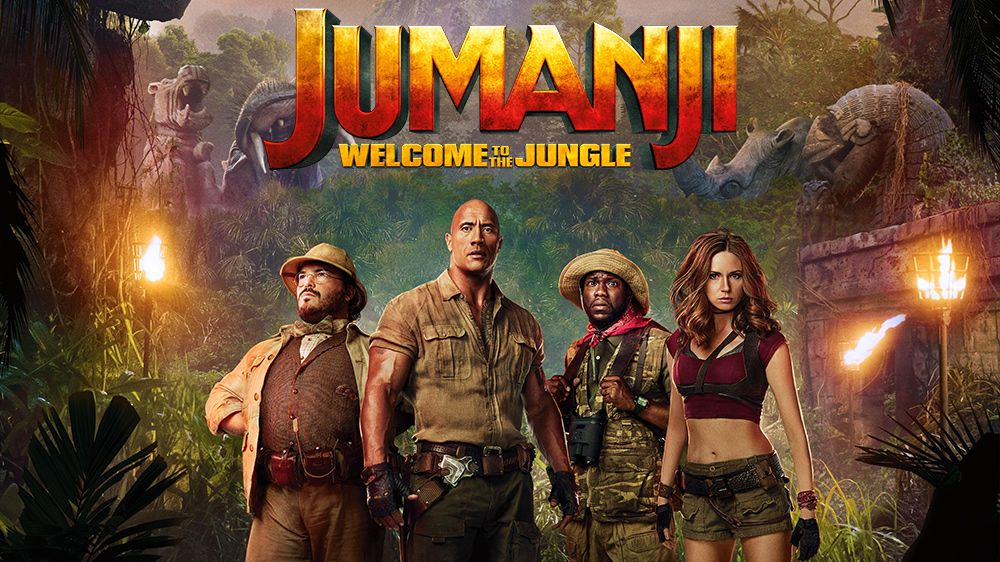 Ch Movies Jumanji Welcome To The Jungle 2017 Bluray Full Movie Download In English 1080p