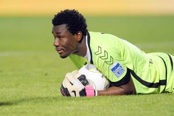 Sport/Football:Agassa Kossi dans le top 10 des meilleurs gardiens africains de l'histoire