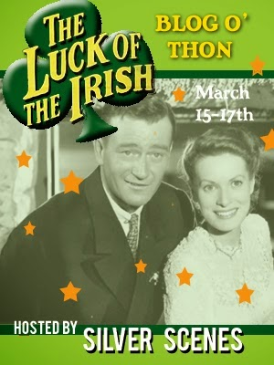 The Luck of the Irish Blog O'Thon