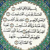 Hadiah dari surat al-Fatihah