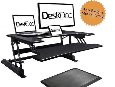 Top 10 Best Standing Desks For Dual Monitors Techcinema