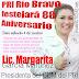 PRI Río Bravo festejará 88 Aniversario