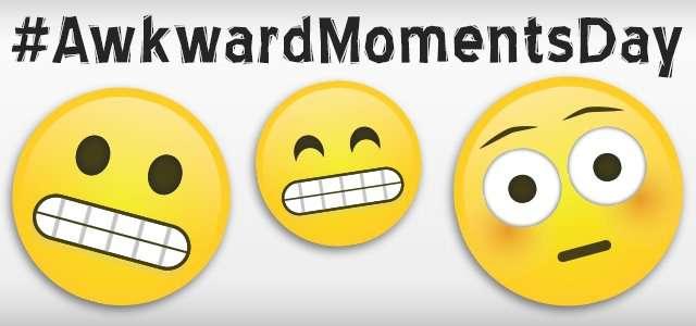 Awkward Moments Day Wishes Beautiful Image