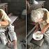 90-Anyos na Lola, Umaasa Lamang sa mga Pagkain na Napupulot sa Daan Para Maitawid ang Pang Araw-araw na Buhay!