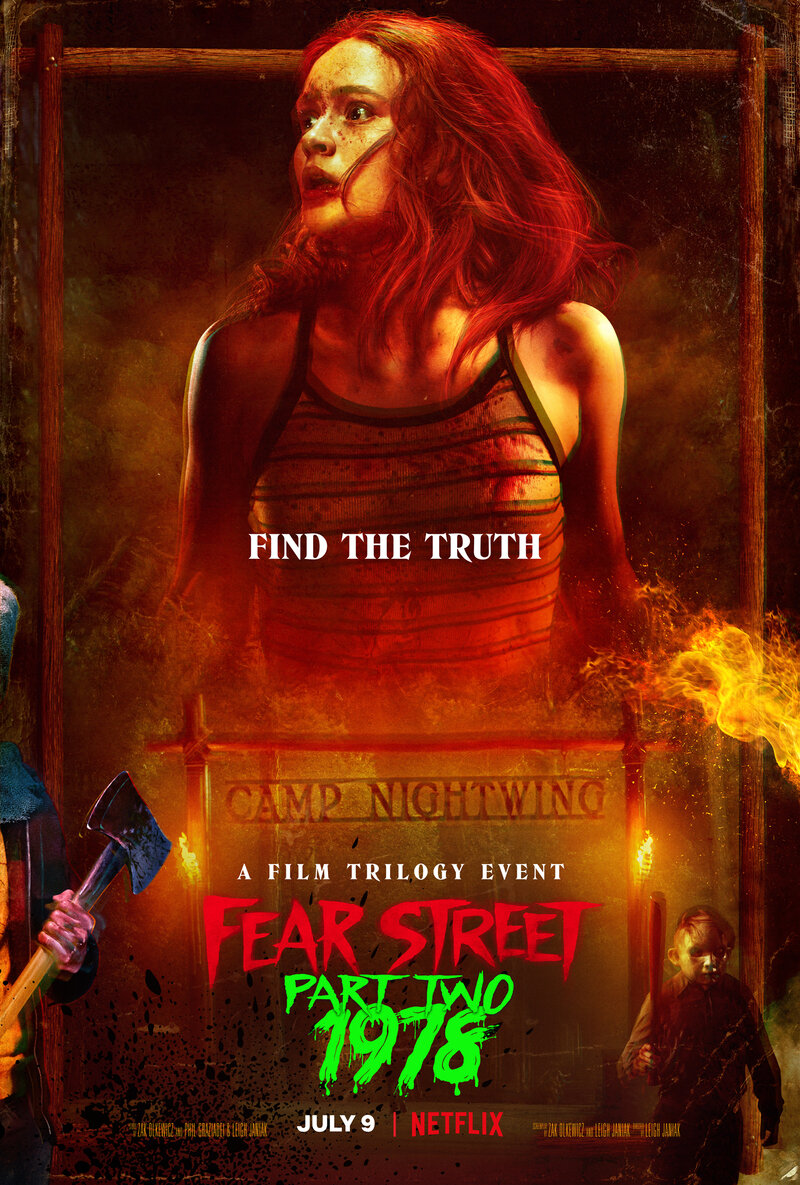 Fear Street Part Two: 1978 poster