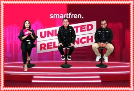 Launching Kuota Unlimited Smartfern