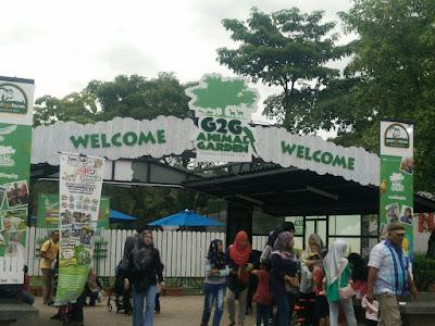 Pengalaman pergi G2G Animal Garden kat Maeps