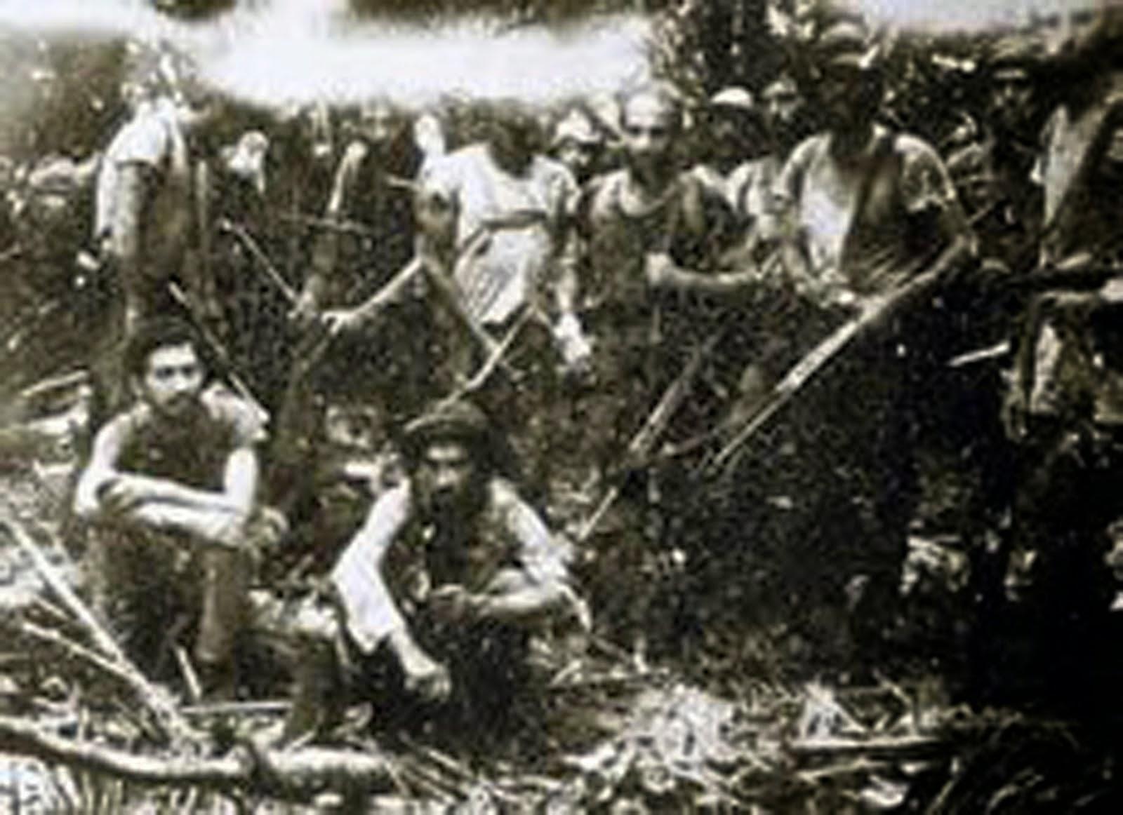 Resultado de imagem para imagens da guerrilha do araguaia