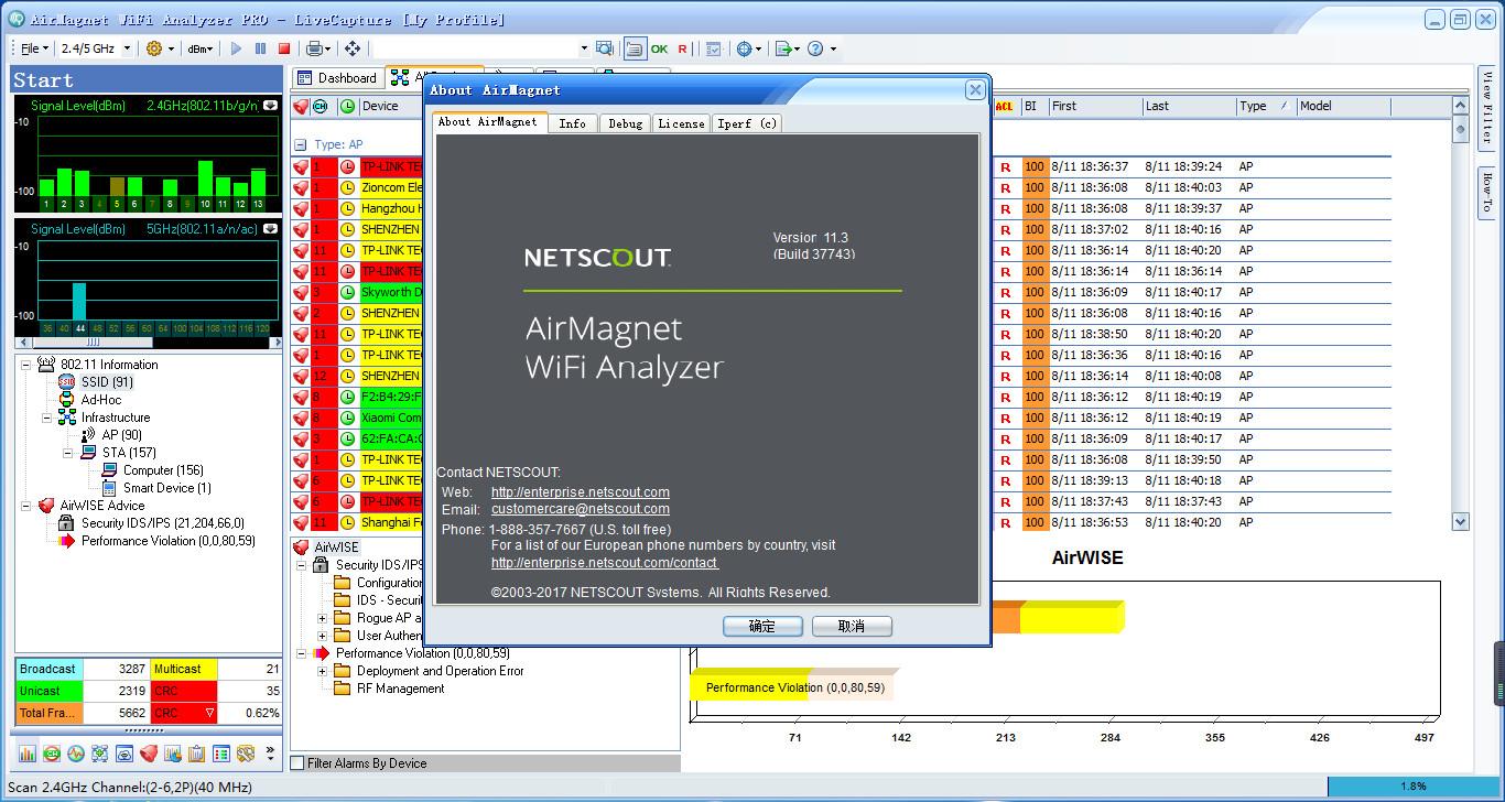 Торрент wifi analyzer