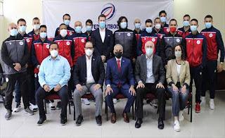 Presentan Selección de Futsal que participará en el Pre-Mundial de Guatemala