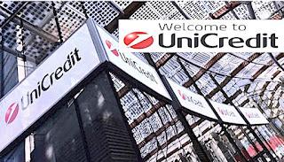 UniCredit Banca offre lavoro a nuovi dipendenti
