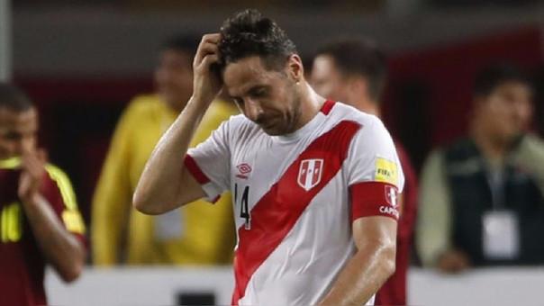 CONFIRMADO: Claudio Pizarro no disputará el Mundial de Rusia 2018